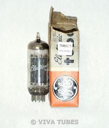 NOS NIB GE USA 8FQ7/8CG7 Gray Plate Top O Get Bridged Filaments Vacuum Tube