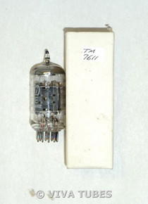 NOS NIB Cifte/Mazda France 12AU7A/ECC82 Exposed Filaments Vacuum Tube
