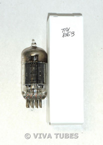 Ken-Rad USA 12AU7 [ECC82] Long Carbonized Gray Plate [] Get Vacuum Tube 77/81%