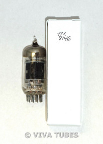 GM Delco USA 12AU7 [ECC82] Black Plate [] Get 3 Mica Vacuum Tube 94/86%