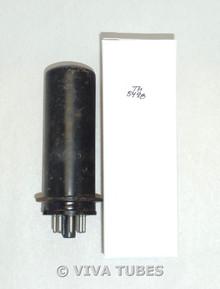 NOS Ken-Rad USA JAN-CKR-6L6 Metal Rust Vacuum Tube 100+%