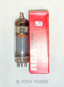 NOS NIB Mullard Great Britain 27GB5 [PL500] Grey Plate Top O Get Vacuum Tube