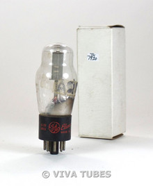 NOS GE USA 2050A Silver Plate [] Get ST Vacuum Tube 100+%