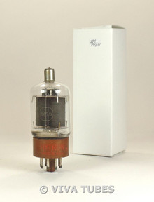 NOS Hytron [CBS] USA 5516 Gray 3 Mica Vacuum Tube 100+%