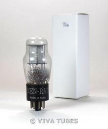 NOS Ken-Rad USA 2051/VT-109 Silver Plate [] Get ST Vacuum Tube 100+%