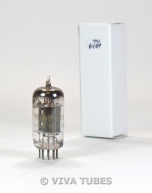 Tung-Sol USA JTL-5687 Bronze T Plate Fat D Get Vacuum Tube 85/85%