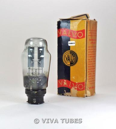 NOS Valvo USA AZ1 Grey Plate O Get Vacuum Tube 100+%