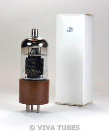Sylvania Gold Brand USA 5933WA [807W] Black Plate 2 [] Get Vacuum Tube 87%