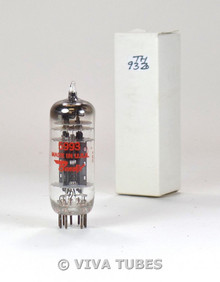 NOS Bendix USA 5993 Black Plate 2 [] Get 4 Mica S-Rods Vacuum Tube 100+%