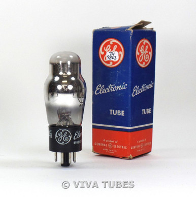 NOS NIB GE USA 0B3 [VR90] OB3 Plate Middle Get ST Vacuum Tube 100+%