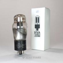 Tests NOS GE USA 5V4G D Foil Get Black Plate Vacuum Tube 100%