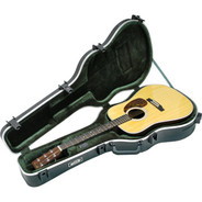 SKB 1SKB-18 Acoustic Dreadnought Shaped Hardshell Case
