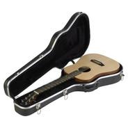 SKB 1SKB-300 Baby Taylor/Martin LX Guitar Shaped Hardhsell Case