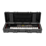 SKB 1R6218W 88-Key Narrow Roto Keyboard Case