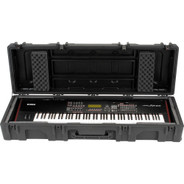 SKB 1R6218WY 88-Key Narrow Roto Keyboard Case for Yamaha CP1/CP5