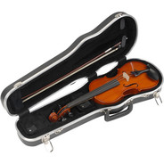 """SKB 1SKB-212 1/2 Violin / 12 Viola Deluxe Case"""""""