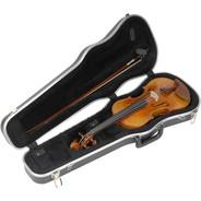 """SKB 1SKB-244 Violin 4/4 14 Viola Deluxe Case"""""""
