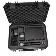 SKB 3I-1711-XLX Injection Molded Case for Shure SLX/ULX