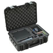 SKB 3I-1711-SEW Injection Molded Case for Sennheiser EW Wireless Mic
