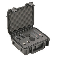 SKB 3I-0907-4KM18 Injection Molded Case for Neuman KM-180 Series Mic
