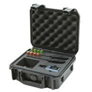 SKB 3I-0907-4-SFP Injection Molded Case for Shure FP-Wireless System