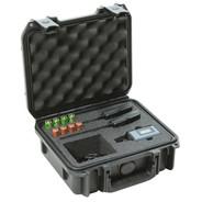 SKB 3I-0907-4-SWK Injection Molded Case for Sennheiser SW Wireless Mic Series