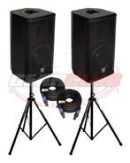 Gemini GVX-15P Active Loudspeaker Pack