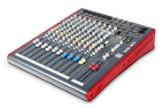 Allen and Heath ZED-12FX 12-Channel Recording Mixer with USB Connection and Effects (B-Stock)