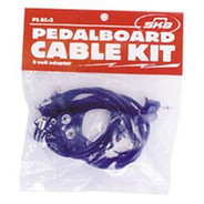 SKB 1SKB-PS-AC2 Pedalboard 9v Adapter Cable Kit