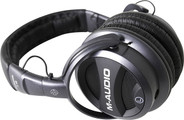 M-Audio Q40 Closed-Back Dynamic Stereo Headphones