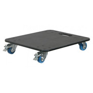 Odyssey ADP30P Professional Dolly Plate with Brakes