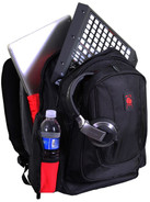 Odyssey BRLBACKTRAK Redline Series Digital Gear DJ Backpack