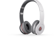 Beats by Dr. Dre Beats Solo HD On-Ear Headphones - White