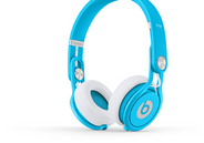 Beats by Dr. Dre Mixr On-Ear Headphones - Neon Blue