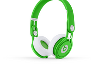 Beats by Dr. Dre Mixr On-Ear Headphones - Neon Green