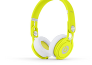 Beats by Dr. Dre Mixr On-Ear Headphones - Neon Yellow