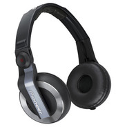 Pioneer HDJ-500T-K DJ Headphones with Phone Answering Cord