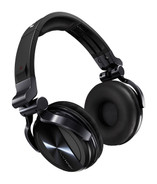 Pioneer HDJ-1000-K Ear-Cup DJ Headphones - Black