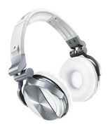 Pioneer HDJ-1500-W DJ Headphones - White