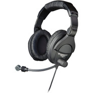 Sennheiser HMD280-XQ-2 Dual-Ear Headset with Supercardioid Boom Microphone