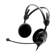 Sennheiser HMD46-3-6 Dual-Ear Boomset for Air Traffic Control
