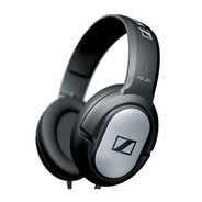 Sennheiser HD 201 Circumaural Closed-Back Dynamic Stereo Headphones