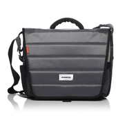 Mono Fader DJ Bag for Turntablists - Steel Grey