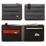 Mono CVL-DCW-ASH Die Cut Wallet - Ash