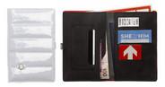 Mono CVL-PPW-WHT Passport Wallet - Gloss White