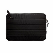 """Mono Loop Laptop Sleeve - Jet Black in 13, 15"""", or 17"""""""""""