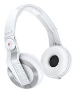 Pioneer HDJ-500-W Ear-cup Binaural Headphones - White