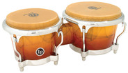 Latin Percussion Generation II Accents Wood Bongos