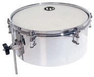 Latin Percussion Drum Set Timbales - Chrome
