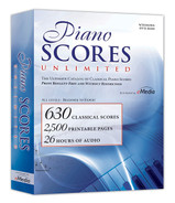IPE Music Piano Scores Unlimited (Win/MAC)